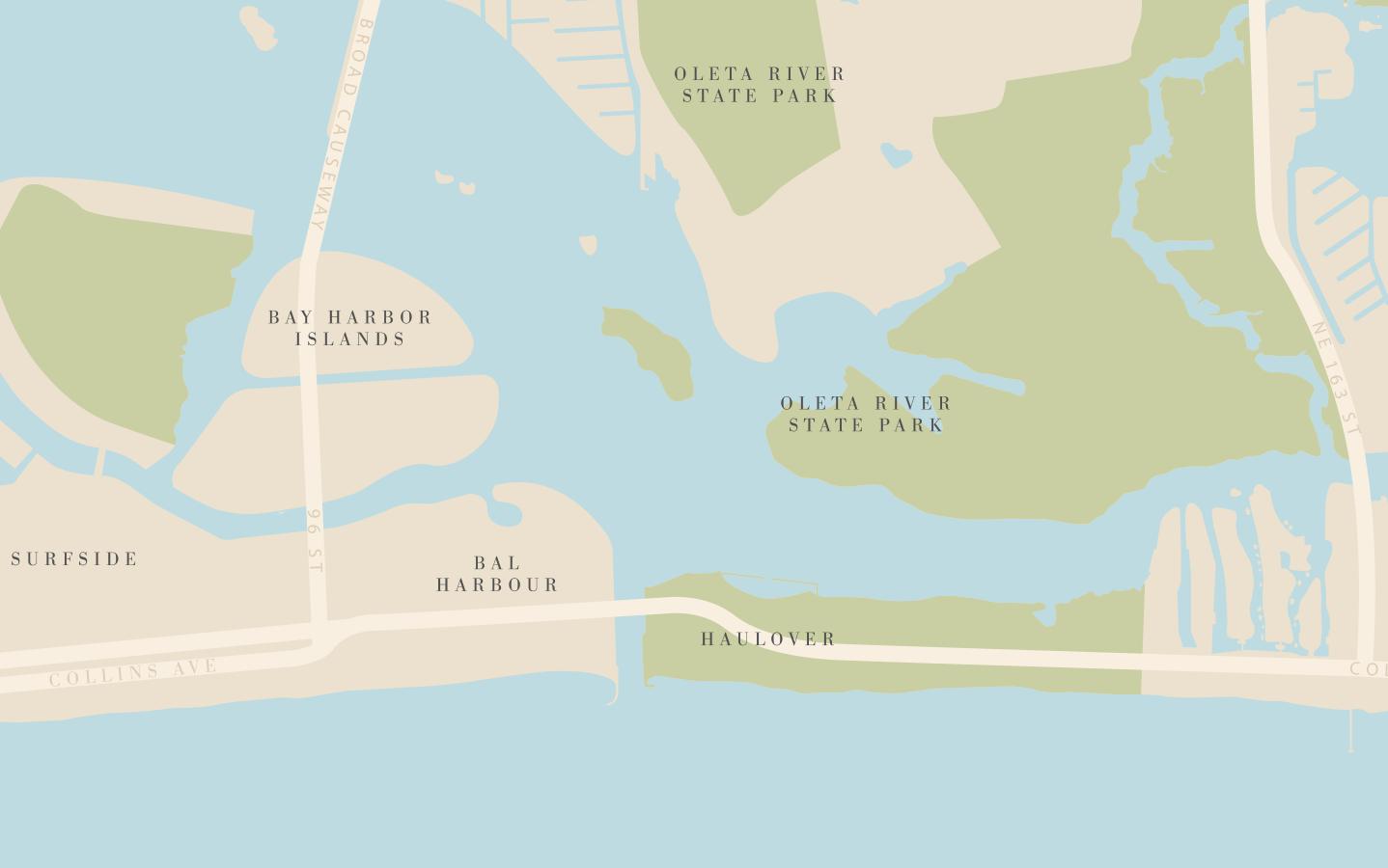 bijou-bay-harbor-on-map